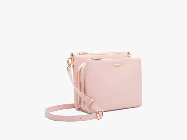 Myabetic Cherise Diabetes Handbag, Blush