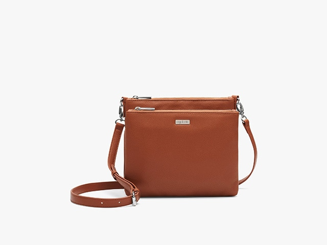Myabetic Cherise Diabetes Handbag, Cognac