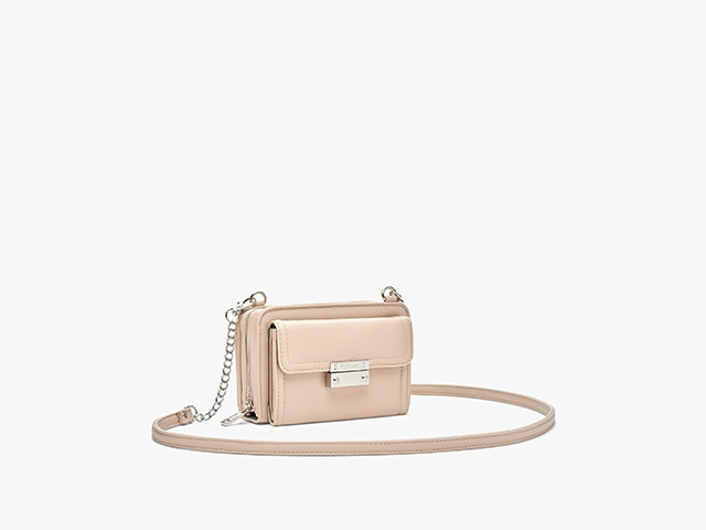 Myabetic Tina Diabetes Mini Crossbody, Sandcastle