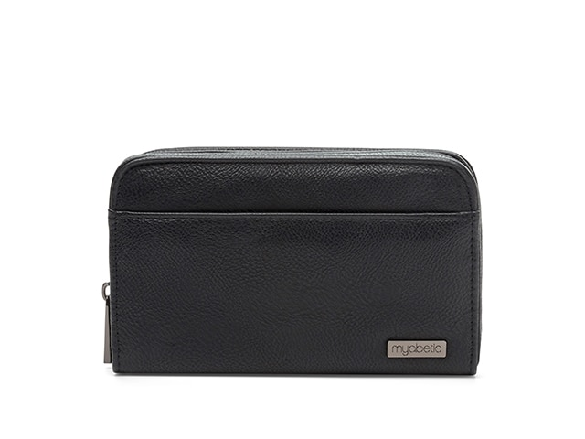 Myabetic Banting Diabetes Wallet, Black