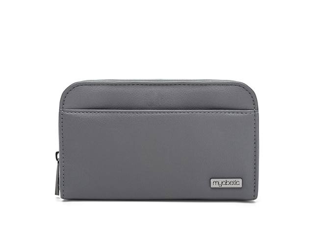 Myabetic Banting Diabetes Wallet, Charcoal