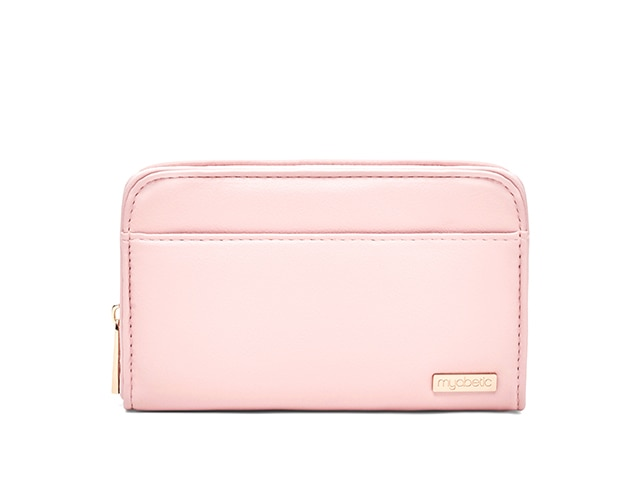 Myabetic Banting Diabetes Wallet, Blush