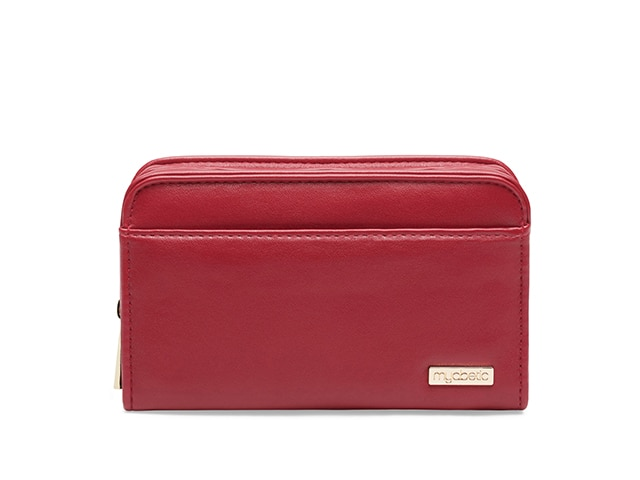 Myabetic Banting Diabetes Wallet, Crimson