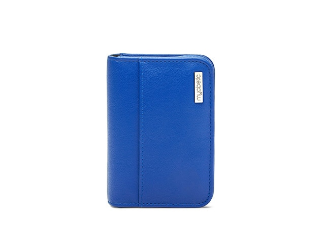 Myabetic Clemens Diabetes Compact Wallet, Cobalt