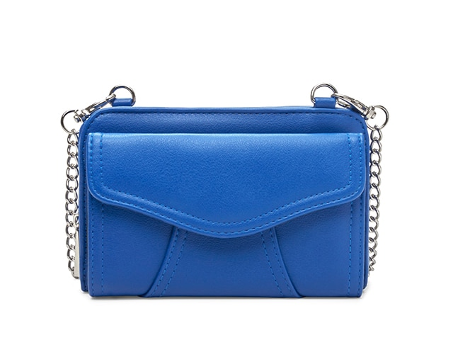 Marie Diabetes Mini Crossbody, Cobalt