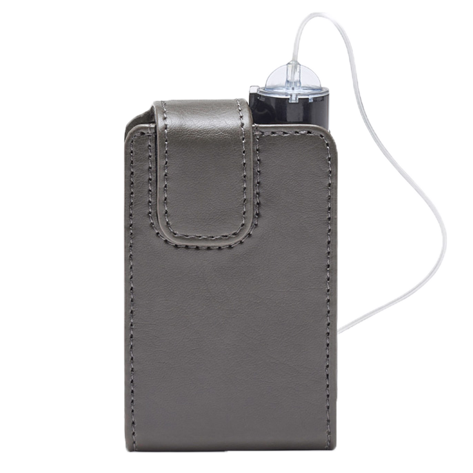 Bailey Vertical Flip Case, Grey