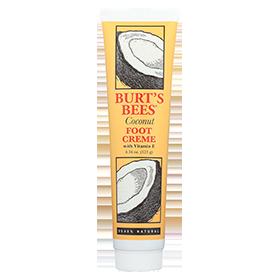 Burt's Bees Foot Creme, Coconut