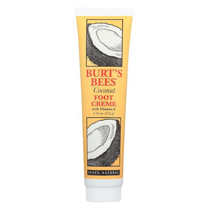 Foot Creme, Coconut