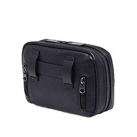 Myabetic Joslin Diabetes Belt Bag, Black, No Belt