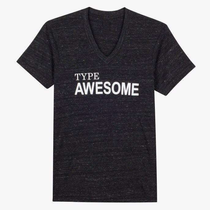 Type Awesome, Extra Large