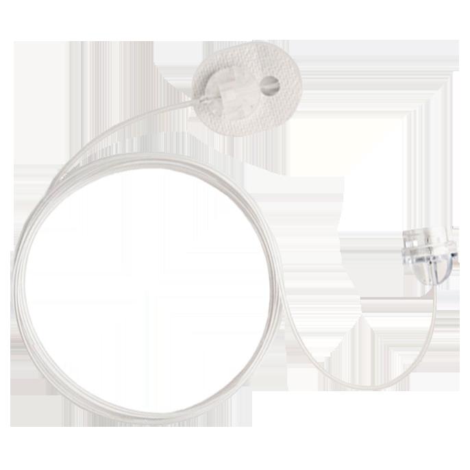 "MiniMed™Silhouette™ 13mm Cannula/32"" Tubing (10/box)"