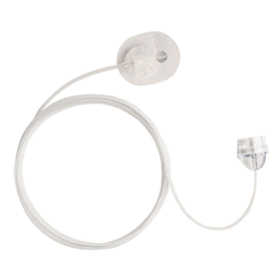 "MiniMed™Silhouette™ 17mm Cannula/32"" Tubing (10/box)"