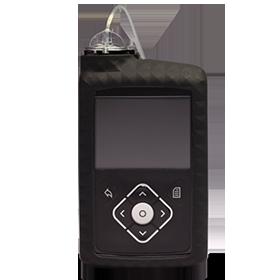 MiniMed™ 600 Series Silicone Skin, Black