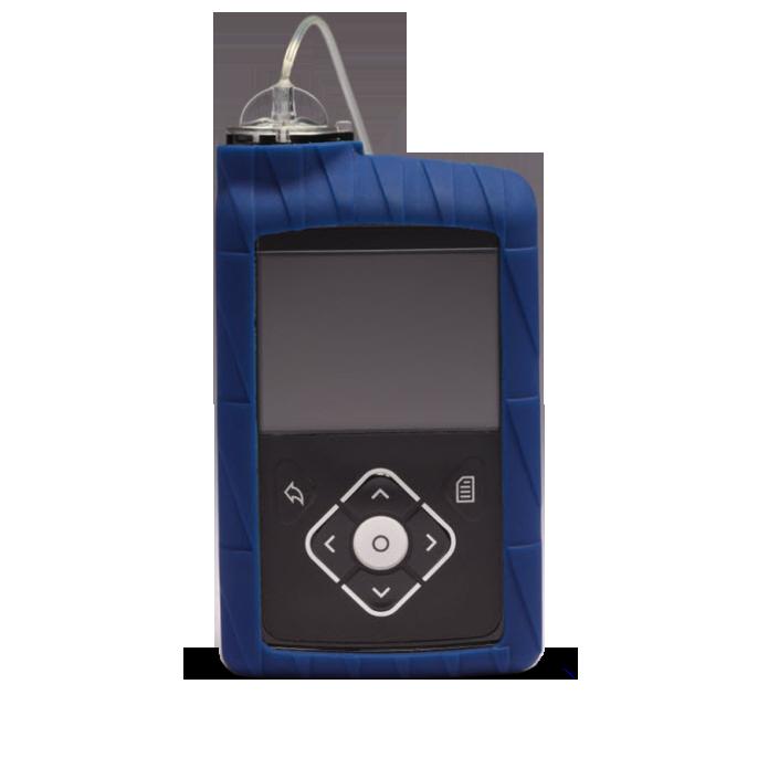 MiniMed™ 600 Series Silicone Skin, Blue