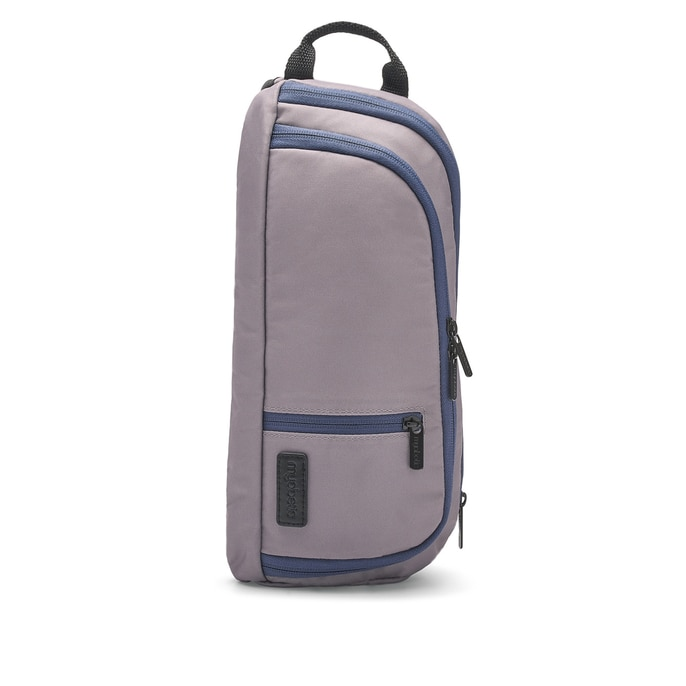Jay Diabetes Sling Pack, Stone Gray/Navy