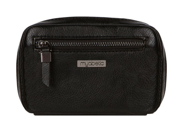Myabetic James Diabetes Compact Case, Black