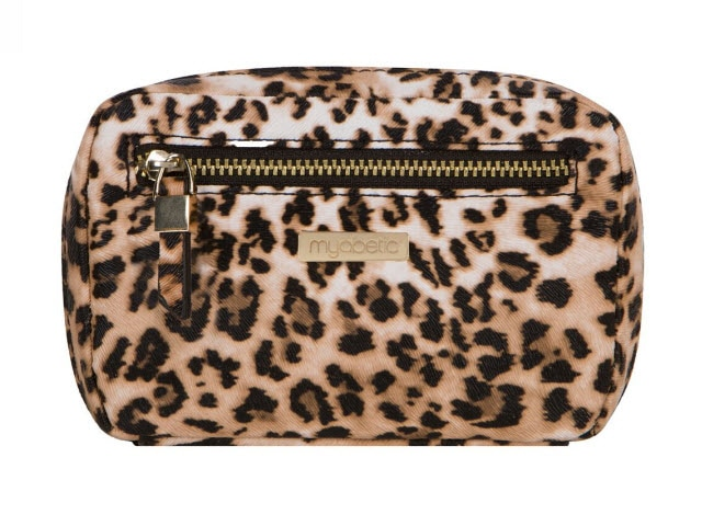 Myabetic James Diabetes Compact Case, Leopard