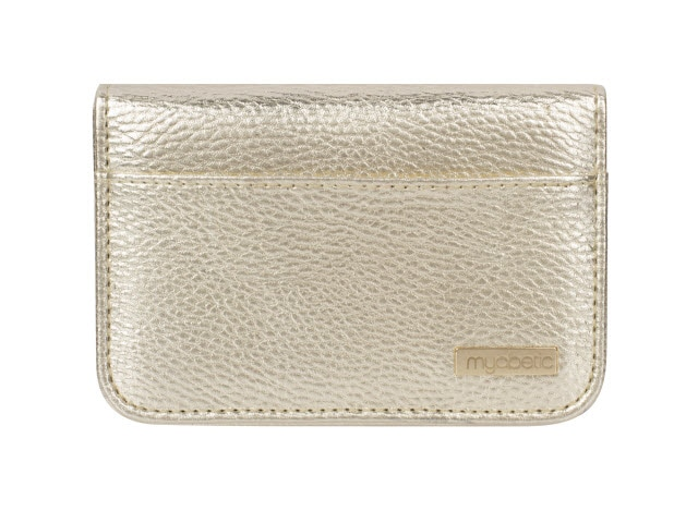 Myabetic Clemens Diabetes Wallet, Gold