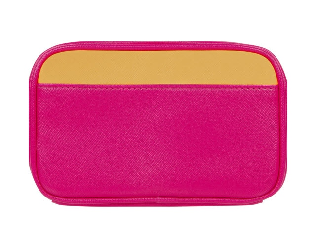Myabetic Kamen Diabetes Case, Berry Pink/Sunset Orange