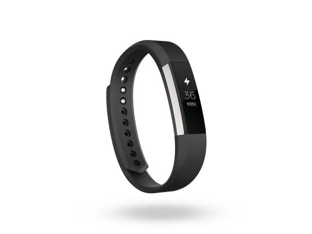 "Fitbit Alta<sup><font size=""1"">™</font></sup> - Black, Large"