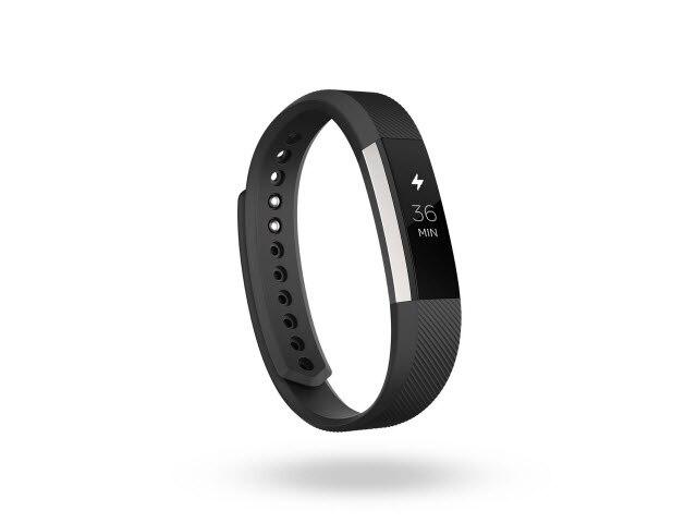 "Fitbit Alta<sup><font size=""1"">™</font></sup> - Black, Extra Large"