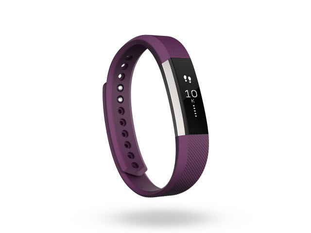 "Fitbit Alta<sup><font size=""1"">™</font></sup> - Plum, Small"