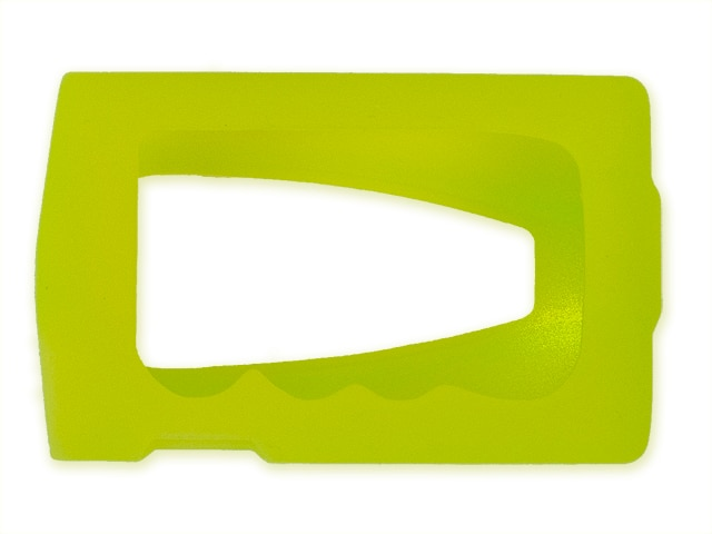 Silicone Skin, Electric Lime (5 Series)