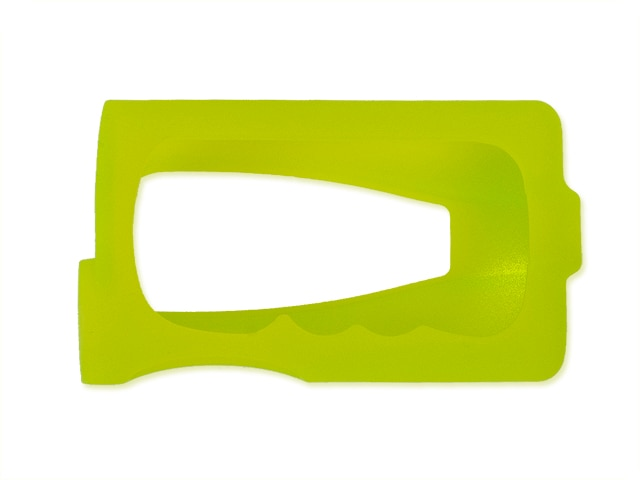Silicone Skin, Electric Lime (7 Series)