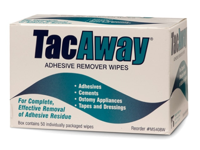 Adhesive Remover Wipes (50/box)