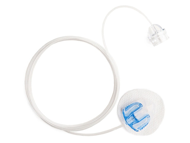 "mio 6mm Cannula / 23""  Tubing BLUE (10/box)"