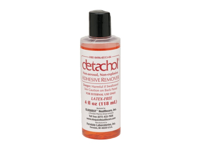 Detachol® Liquid Adhesive Remover, 4oz.