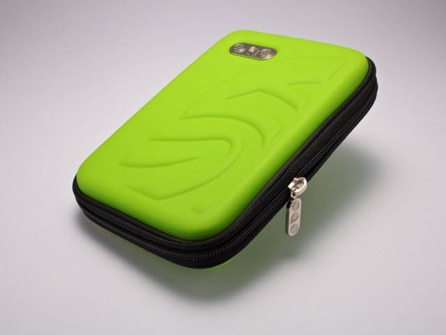 Ezy-fit Case, Lime Green