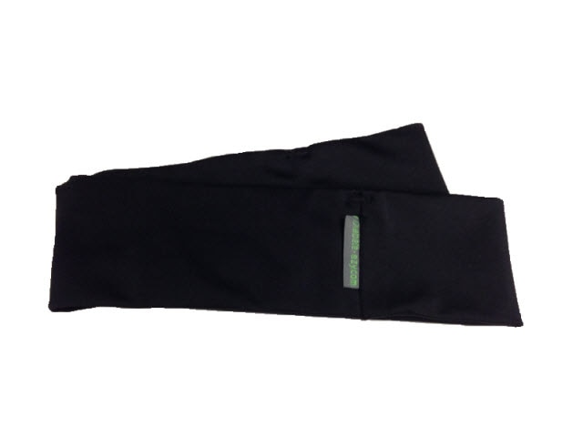 Comfy Pump Belt, Black (Medium)
